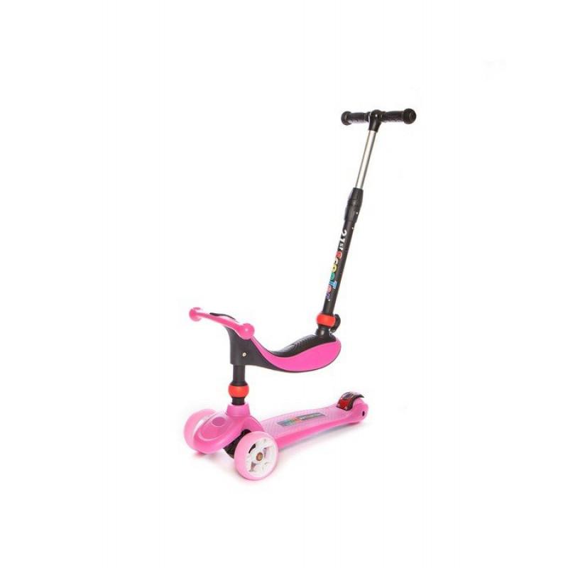 BABY ADVENTURE Παιδικό Scooter Baby Adventure 21st Pink 12M+