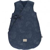 Cloud Sleeping Bag Gigoteuse Saco De Dormir Gold Bubble Night Blue Nobodinoz 1