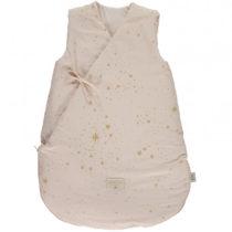 Cloud Sleeping Bag Gigoteuse Saco De Dormir Gold Stella Dream Pink Nobodinoz 1