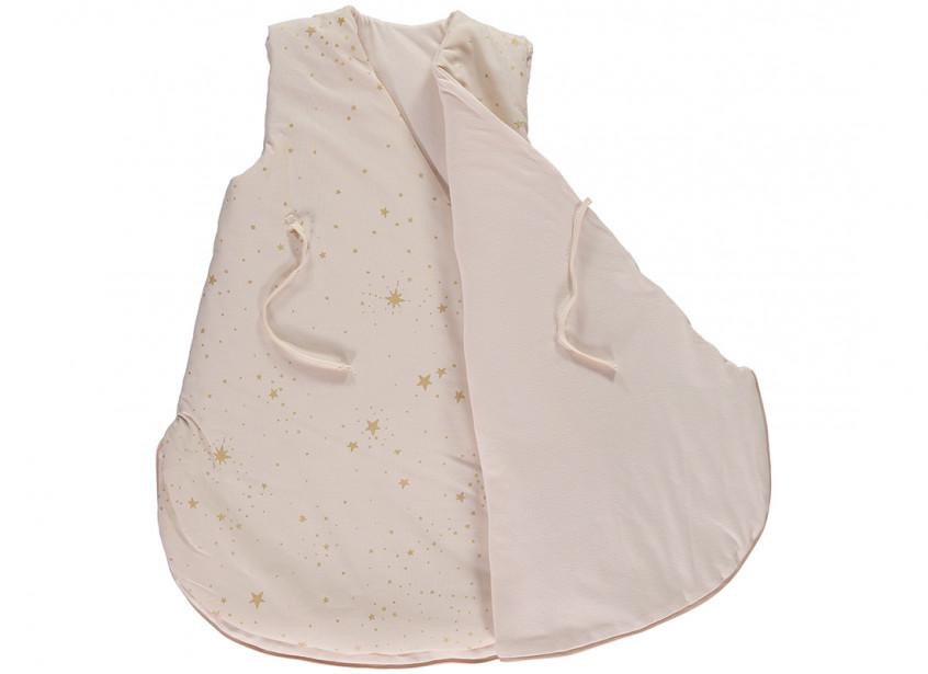 Cloud Sleeping Bag Gigoteuse Saco De Dormir Gold Stella Dream Pink Nobodinoz 2