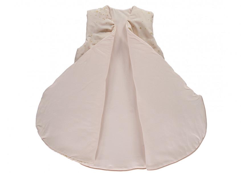 Cloud Sleeping Bag Gigoteuse Saco De Dormir Gold Stella Dream Pink Nobodinoz 3