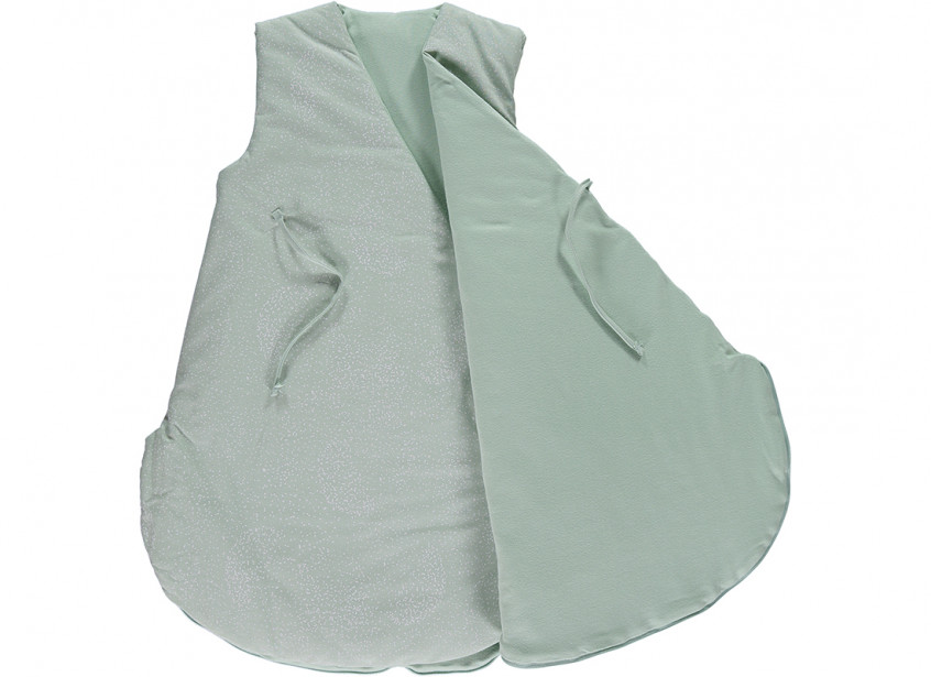 Cloud Sleeping Bag Gigoteuse Saco De Dormir White Bubble Aqua Nobodinoz 2