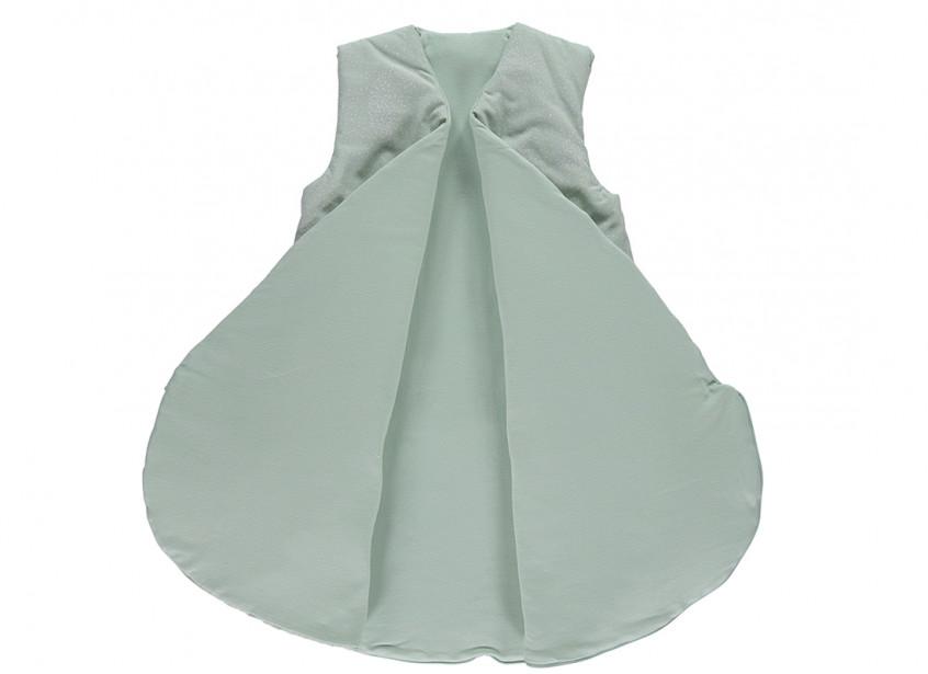 Cloud Sleeping Bag Gigoteuse Saco De Dormir White Bubble Aqua Nobodinoz 3