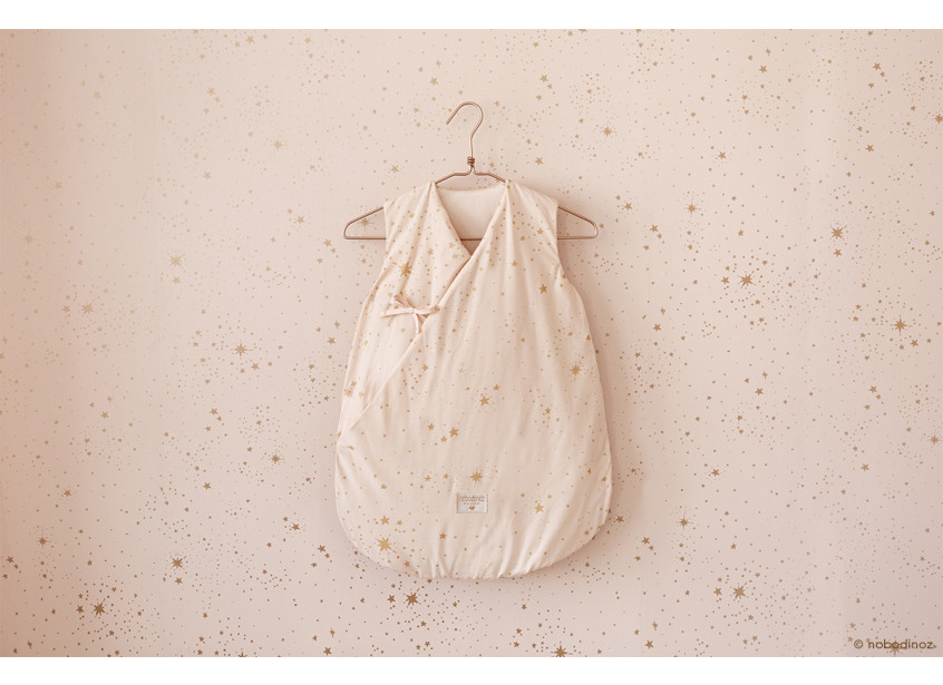 Cloud Winter Sleeping Bag Gigoteuse Saco De Dormir Gold Stella Dream Pink Mood Nobodinoz 1