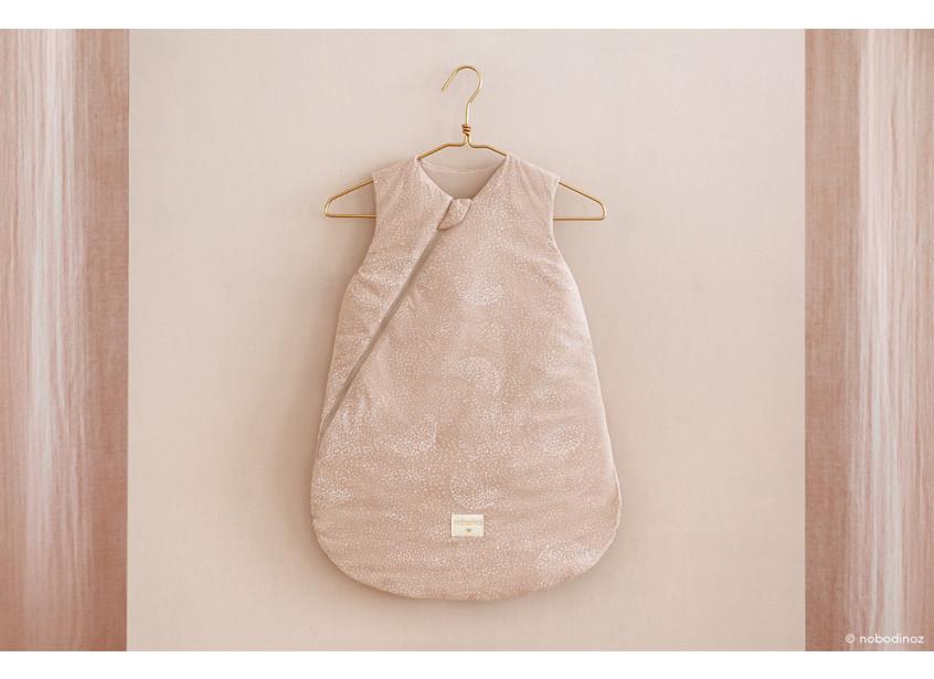 Cocoon Sleeping Bag Gigoteuse Saco De Dormir Gold Stella Dream Pink Mood Nobodinoz 1 1