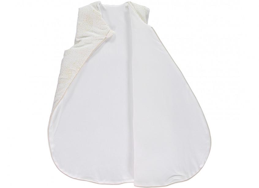 Cocoon Sleeping Bag Giogoteusse Saco De Dormir Gold Bubble White Nobodinoz 2