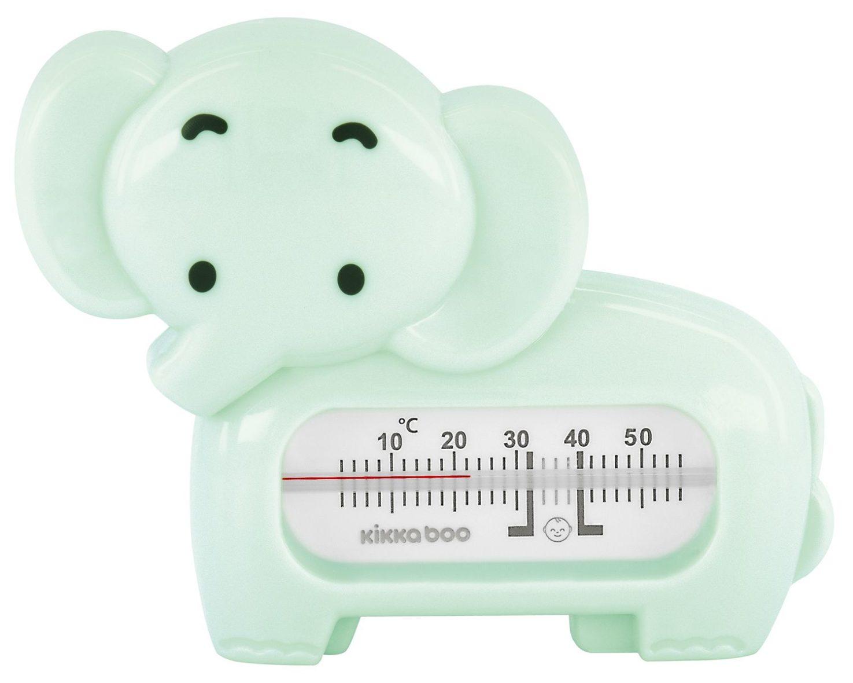 Kikka Boo Θερμόμετρο μπάνιου Elephant Mint