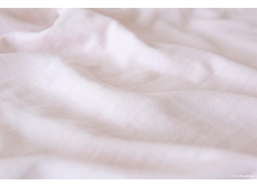 Fabric Muslin Dream Pink Detail Nobodinoz 1