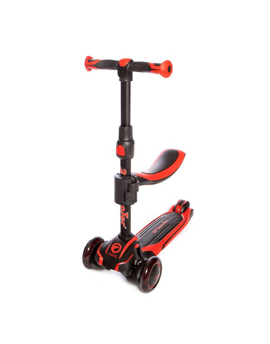 BABY ADVENTURE Παιδικό Scooter 21st Red-Black 18M+