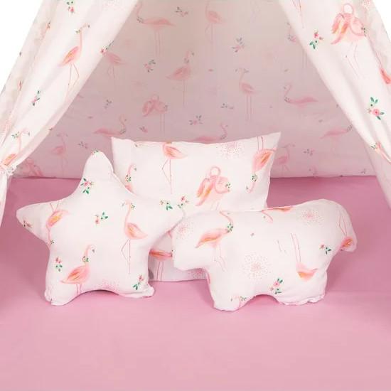 Skini Teepee Flamingo Baby Adventure 2