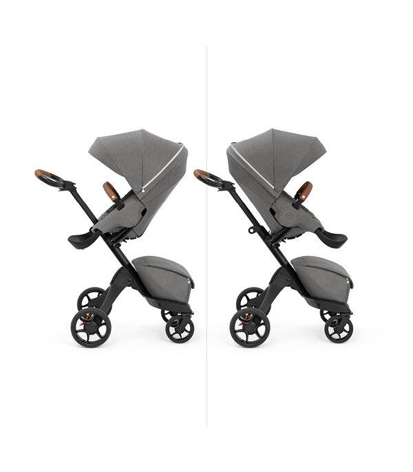 Xplory X ModernGrey Seat Parent Forward ECom