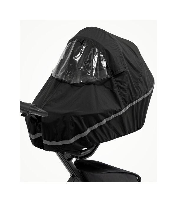 Stokke® Xplory X Κάλυμμα για τη βροχή Black