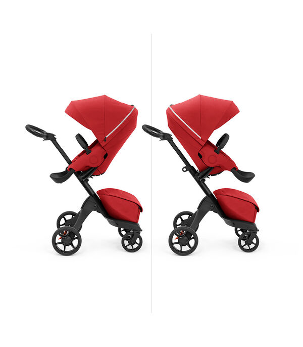 Xplory X RubyRed Seat Parent Forward ECom