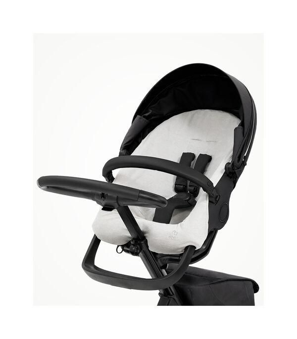 Stokke Xplory X καλοκαιρινό κάλυμμα καθίσματος Light Grey
