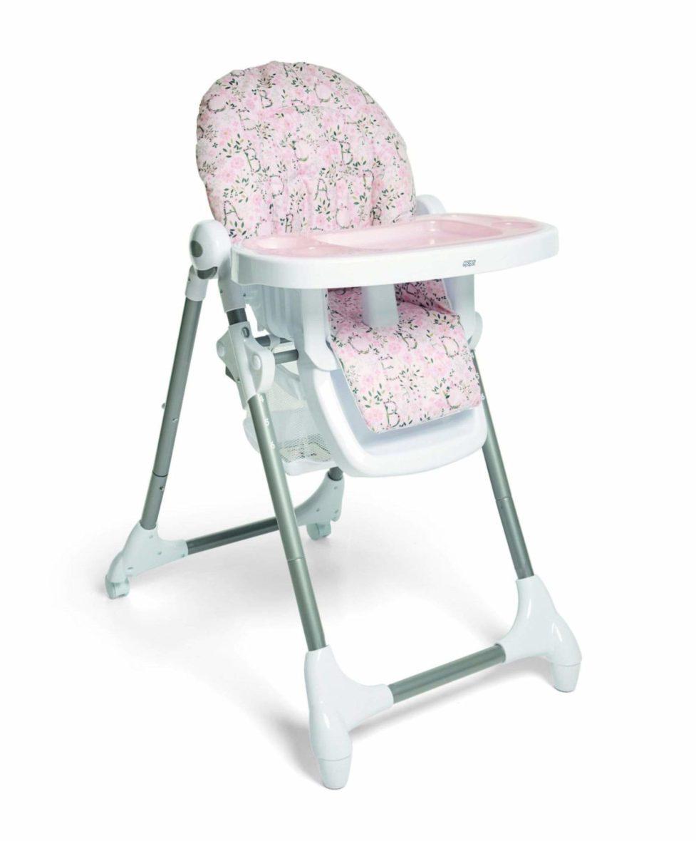 Mamas & Papas Κάθισμα Φαγητού Snax – Alphabet Floral