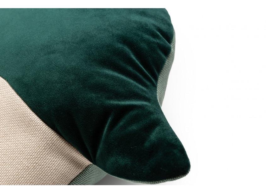 Owl Animal Cushion Eden Green Nobodinoz 2 8435574918277