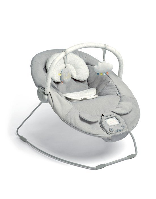 Mamas & Papas Relax Cradle Apollo Pebble Grey