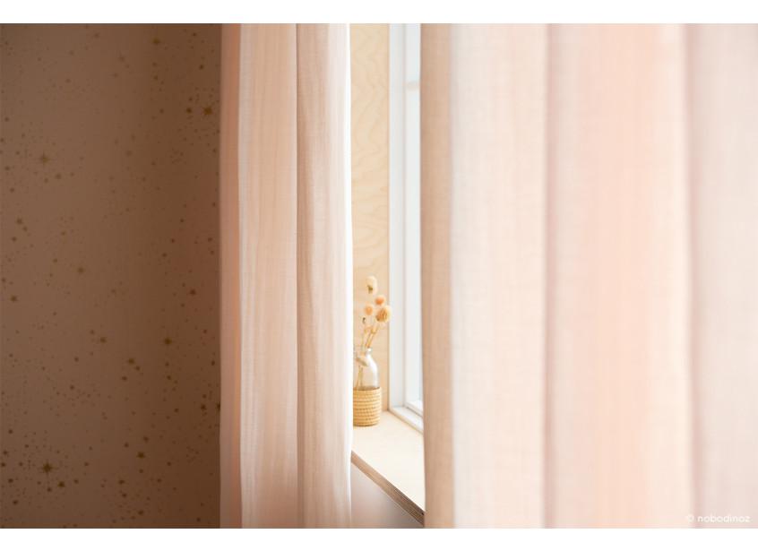 Utopia Curtain Rideaux Cortina Dream Pink Mood Nobodinoz 2