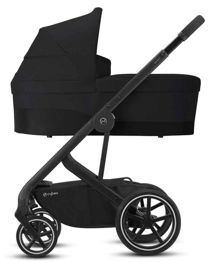 Cybex Balios S Lux Babywanne Deep Black 2