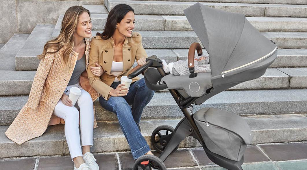 Γνωρίστε τα νέα καρότσια για μωρά Stokke Xplory X Bebe Home