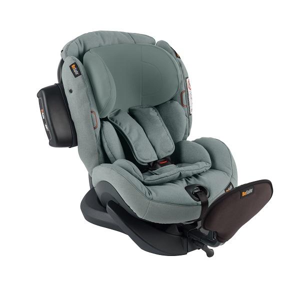 BeSafe iZi Plus X1 παιδικό κάθισμα αυτοκινήτου Sea Green Melange