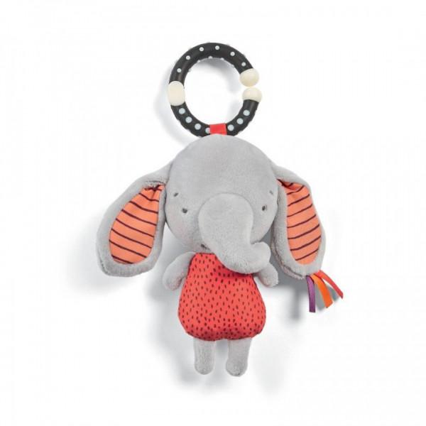 Mamas & Papas Παιχνίδι Δραστηριότητας Elephant Linkie