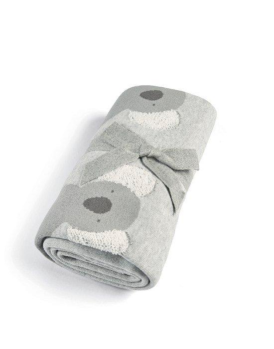 Mamas & Papas Κουβέρτα Πλεκτή 70*90 cm Koala