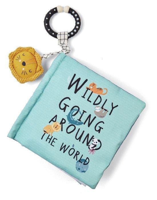 Mamas & Papas Παιχνίδι Δραστηριότητας Book Widly