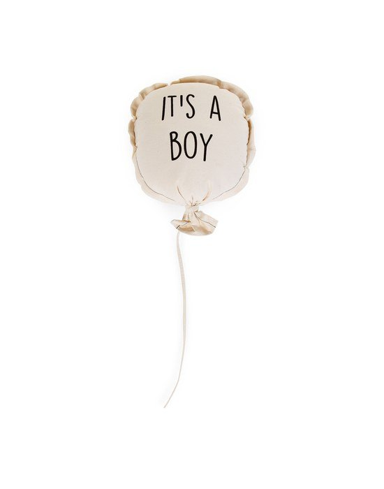 CHILDHOME Υφασμάτινο μπαλόνι Boy Childhome 35*26*8