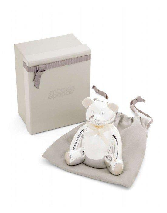 S3.gy.digital Lapinhouse Uploads Asset Data 2070 11082 484635002 Ouat Silver Teddy Money Box With Box