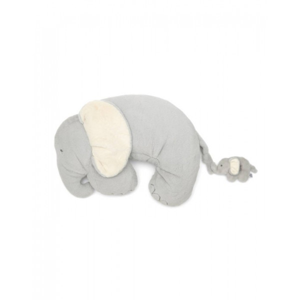 Mamas & Papas Tummy Time Snugglerug Elephant & Baby