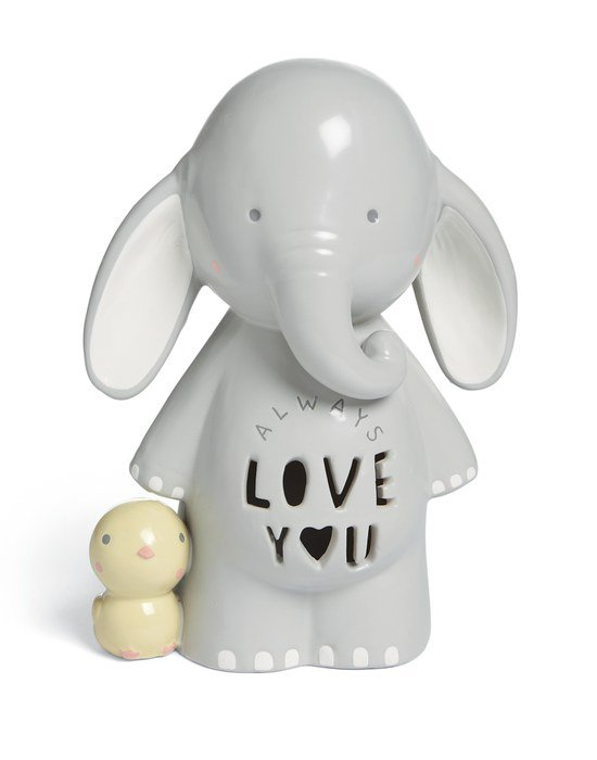 Mamas & Papas Φωτάκι Νυκτός Always Ellery Elephant