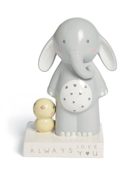 Mamas & Papas Δώρο Κουμπαράς Always Love You Εllelery & Chicadee