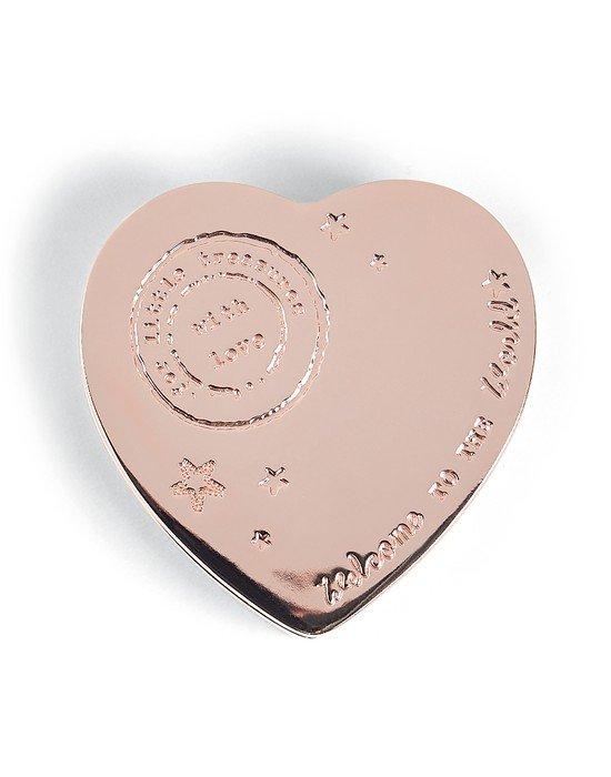 Mamas & Papas Δώρο Wecome To The World Heart Trinket
