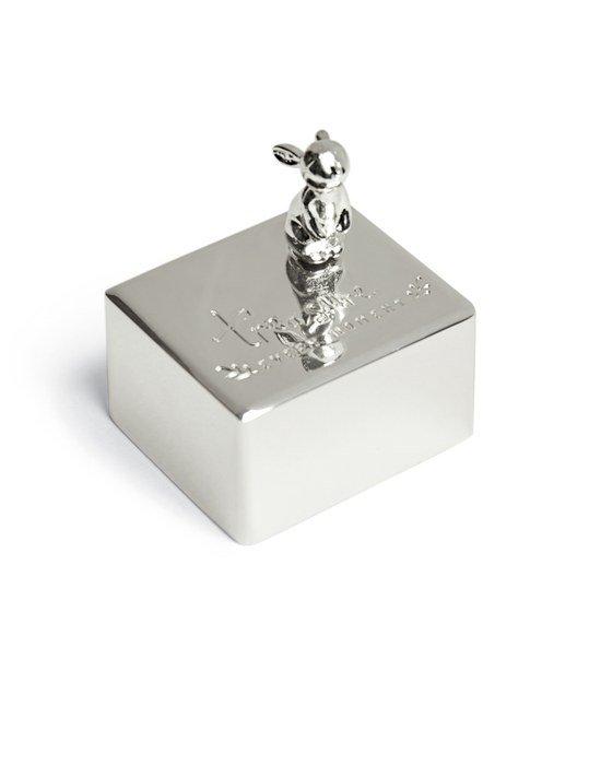 Mamas & Papas Δώρο Silver Music Box Treasured