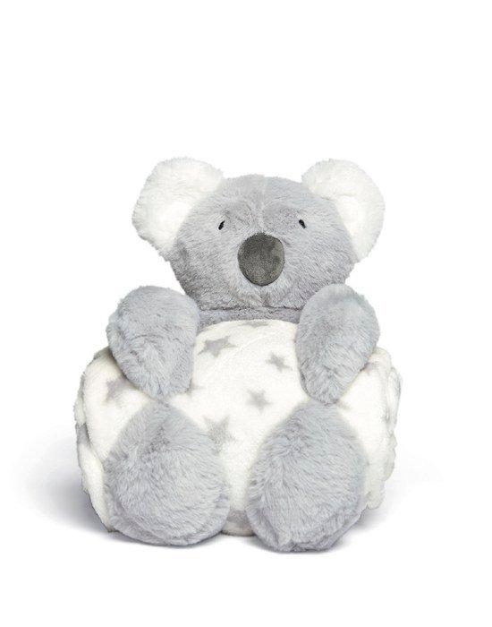 Mamas & Papas Κουβέρτα Fleece & Παιχνίδι Koala 75 x 100cm