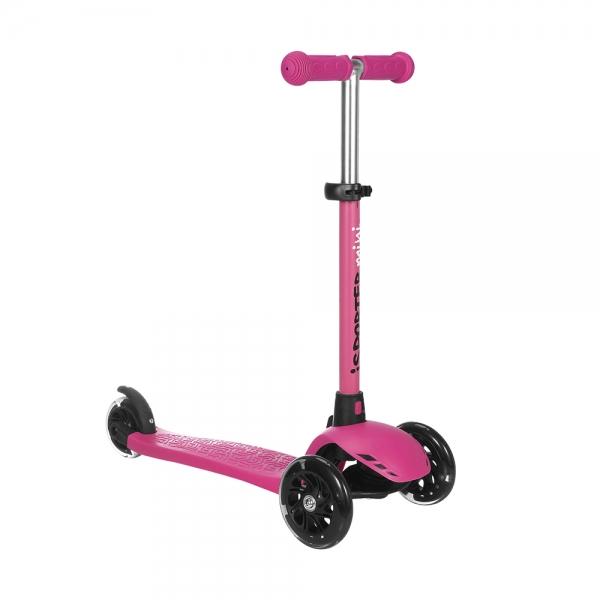 Bebe Stars Πατίνι iSporter Mini Ροζ 3+ετών
