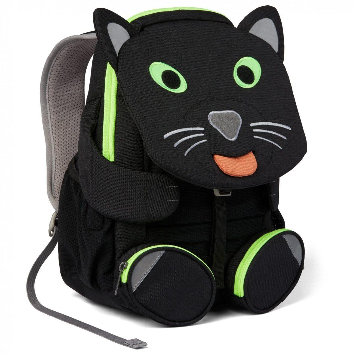 Affenzahn Grosser Freund Panther Kids Backpack Detail 4