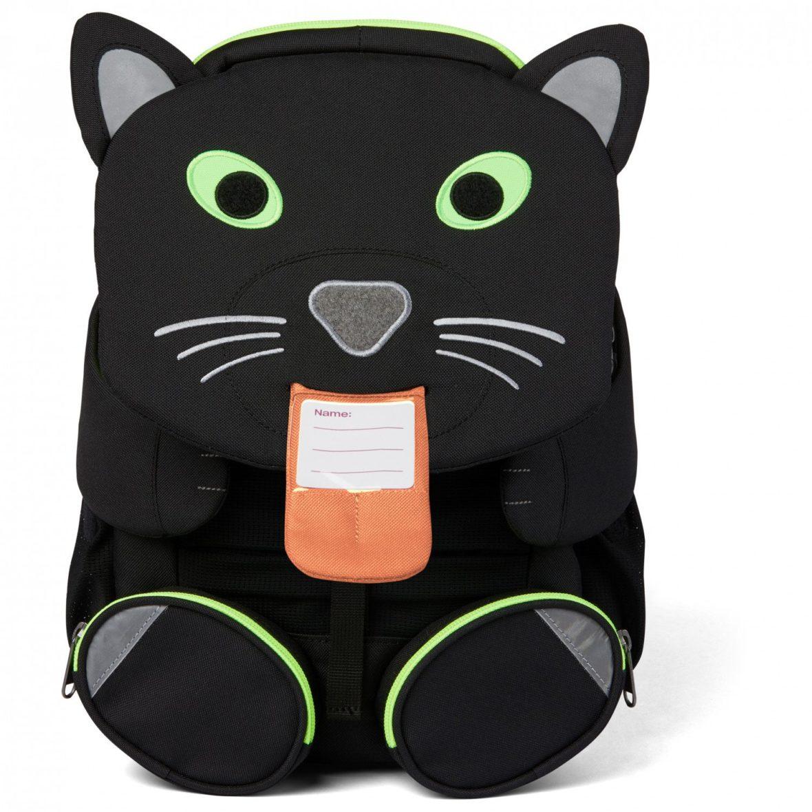 Affenzahn Grosser Freund Panther Kids Backpack Detail 5