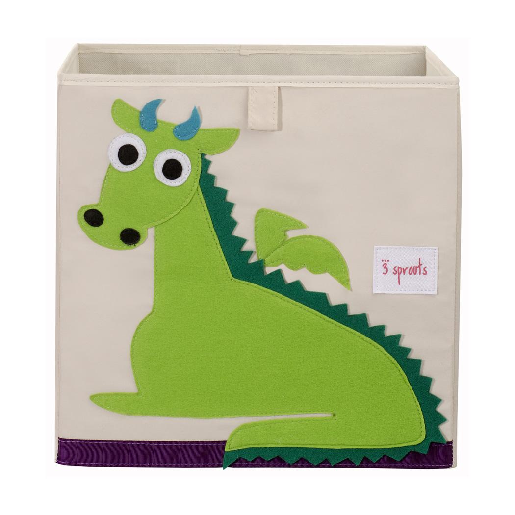 3 Sprouts Κουτί αποθήκευσης παιχνιδιών Storage Box Dragon