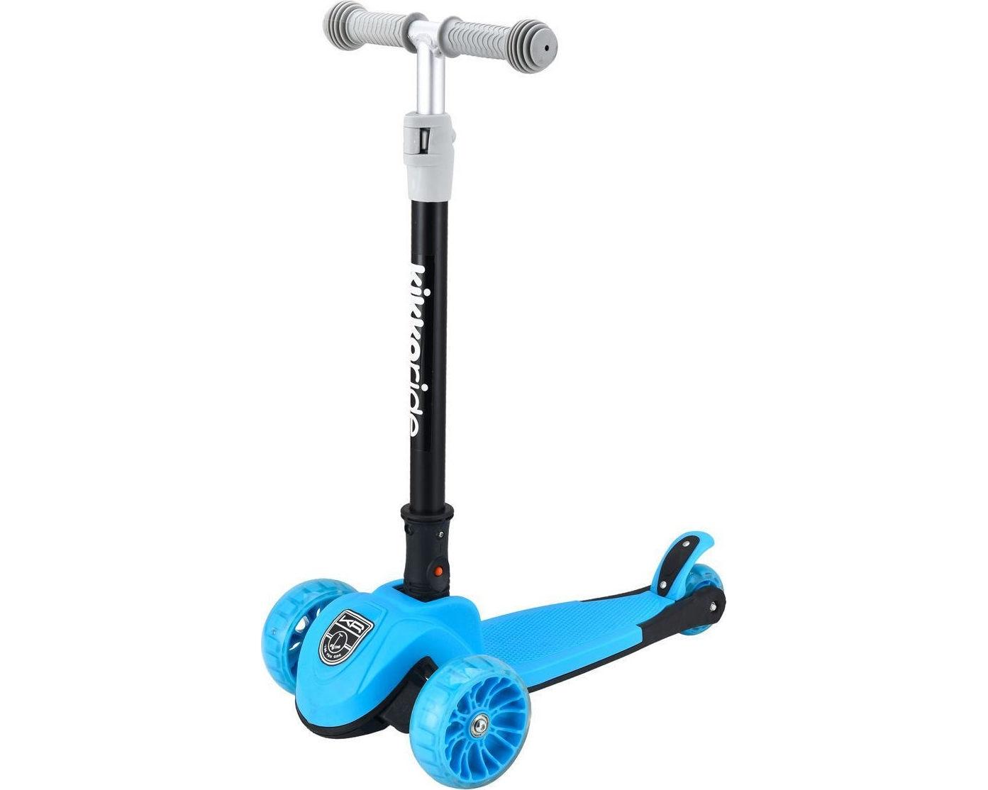 Kikkaboo Πατίνι Scooter Τρίτροχο Jett Blue 3ετών+