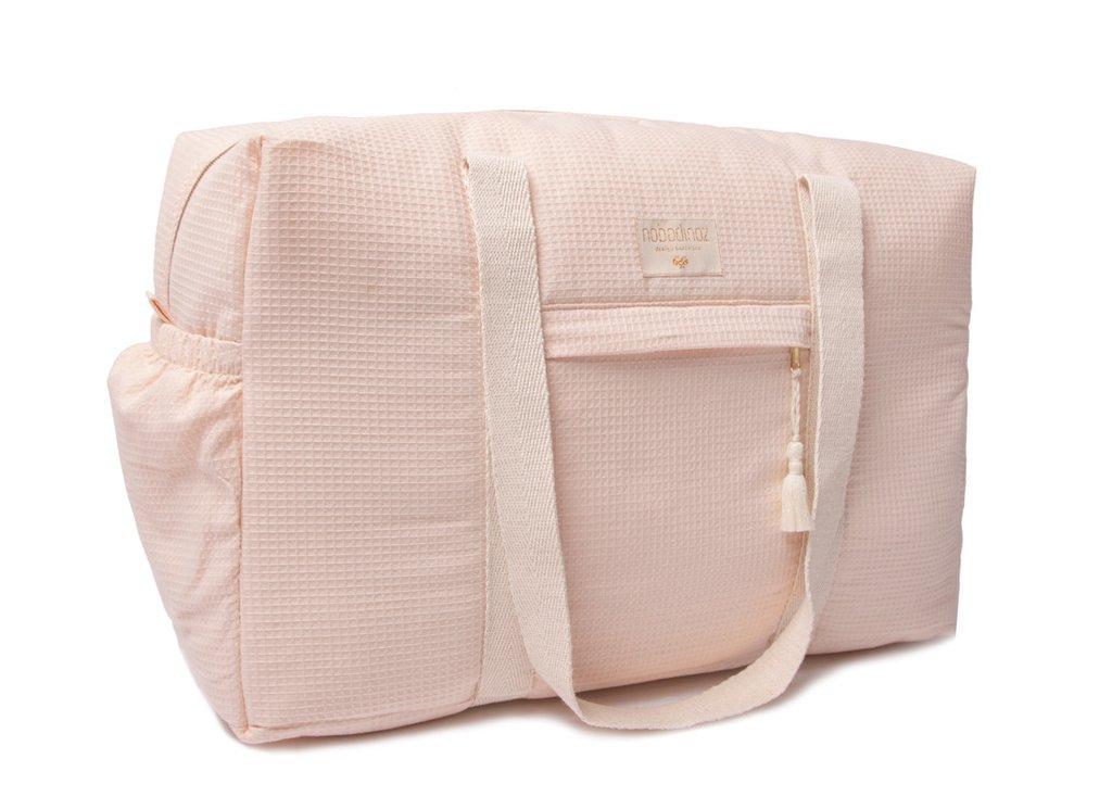 NOBODINOZ NEW ELEMENTS. Τσάντα μητρότητας Opera Dream Pink 29x46x20
