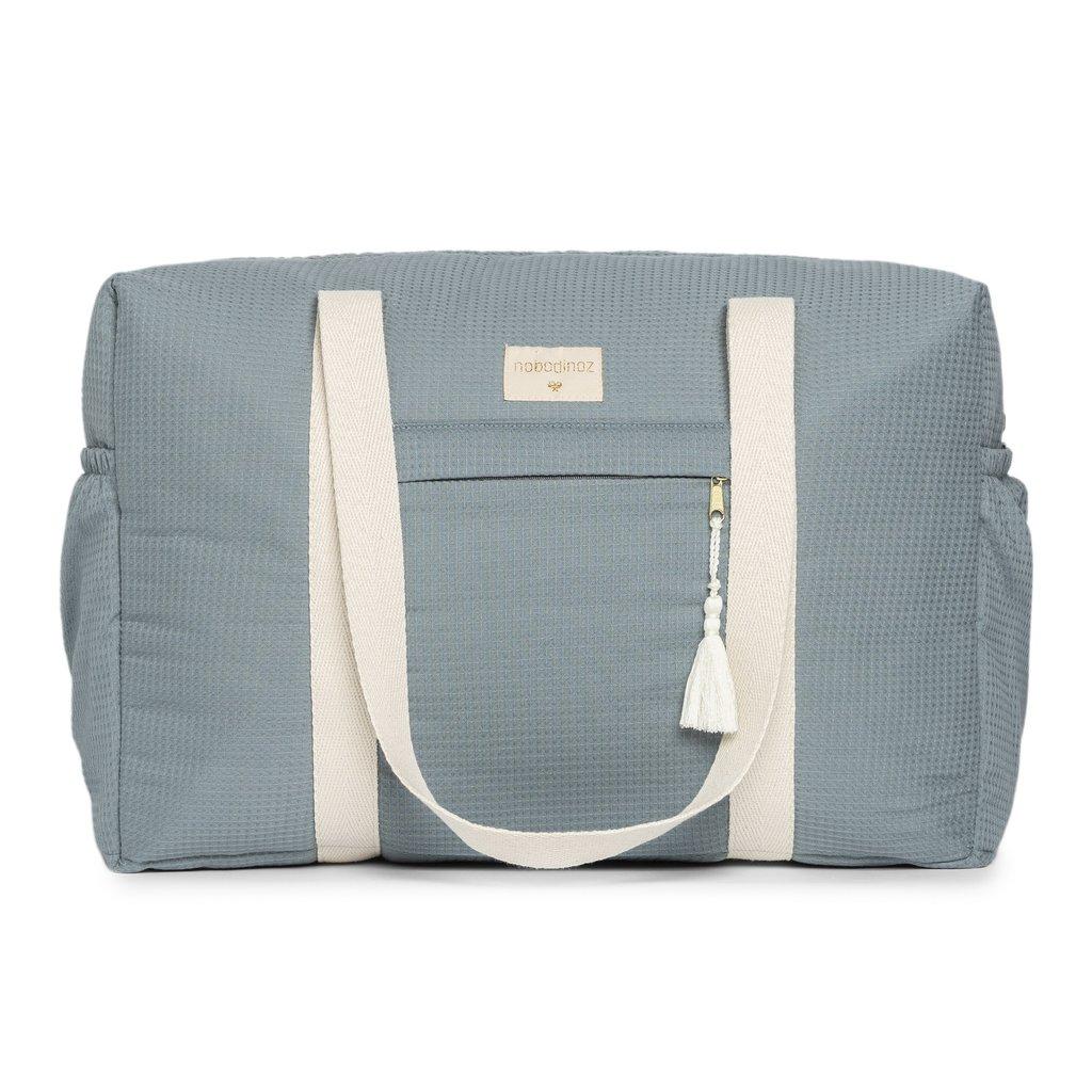 NOBODINOZ NEW ELEMENTS. Τσάντα μητρότητας OperaStone Blue29X46X20