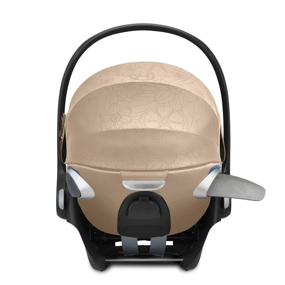 Cybex Cloud Z I Size Baby Car Seat Simply Flowers Beige P10447 122150 Image 1000×1000