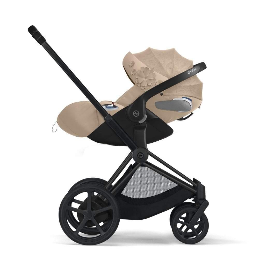 Cybex Cloud Z I Size Baby Car Seat Simply Flowers Beige P10447 122152 Image 1000×1000
