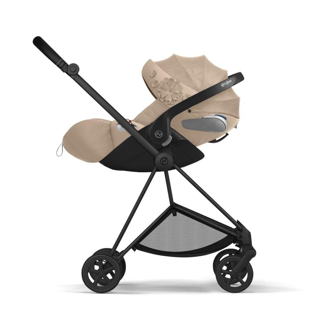 Cybex Cloud Z I Size Baby Car Seat Simply Flowers Beige P10447 122153 Image 1000×1000