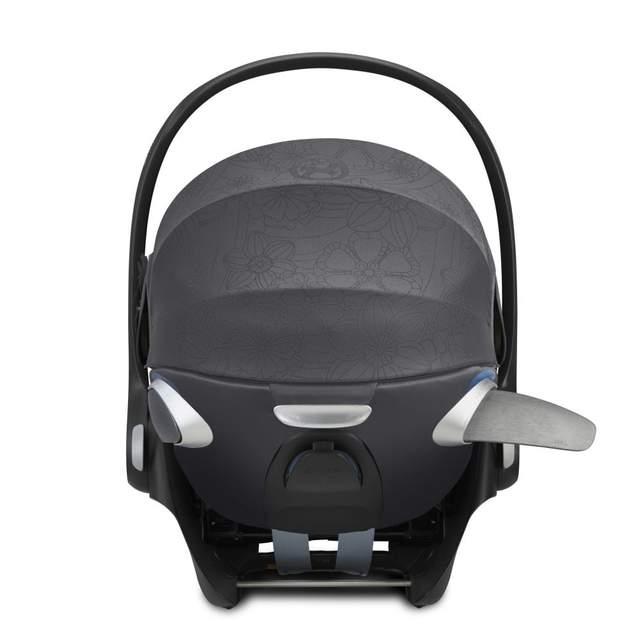 Cybex Cloud Z I Size Baby Car Seat Simply Flowers Grey P10453 122255 Image 640×640