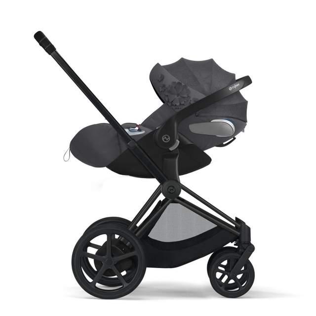 Cybex Cloud Z I Size Baby Car Seat Simply Flowers Grey P10453 122257 Image 640×640