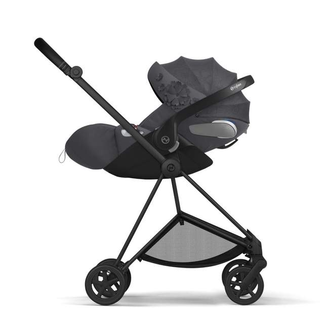 Cybex Cloud Z I Size Baby Car Seat Simply Flowers Grey P10453 122258 Image 640×640