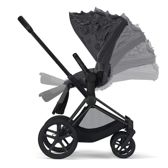 Cybex Priam Seat Pack Simply Flowers Grey P10449 122172 Image 640×640